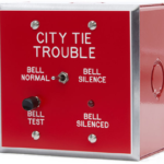 CITY TIE TROUBLE BELL