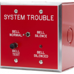 SYSTEM TROUBLE BELL STATION