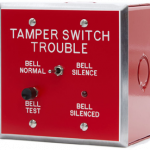 TAMPER TROUBLE BELL